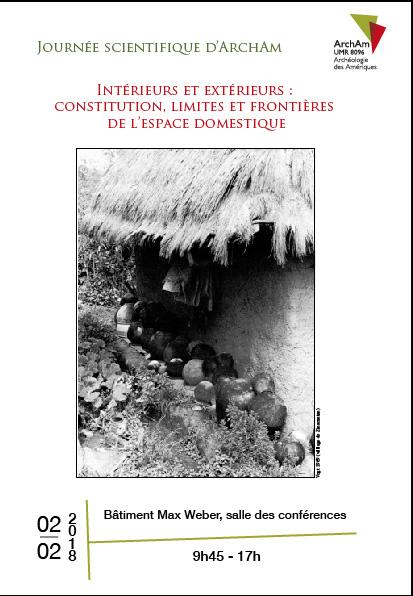 Intérieurs et extérieurs :  constitution, limites et frontières  de l'espace domestique