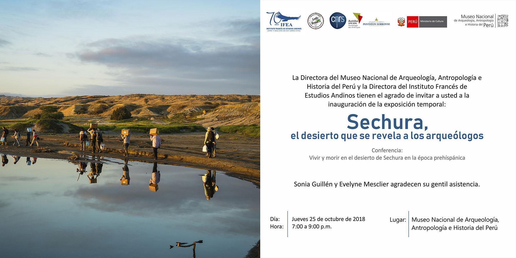 Sechura, el desierto que se revela a los arqueólogos