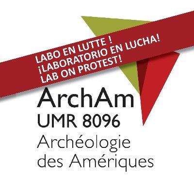 Le laboratoire ArchAm est mobilisé !