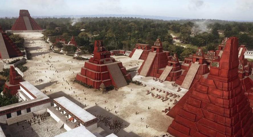 Émission sur Tikal