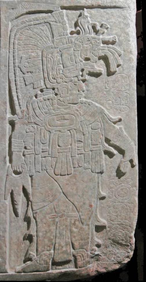 La dynastie Kaan: alliances, guerres et stratégies matrimoniales dans les Basses Terres centrales mayas à la période classique