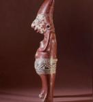 Cette statue chupicuaro, haute de 71 cm