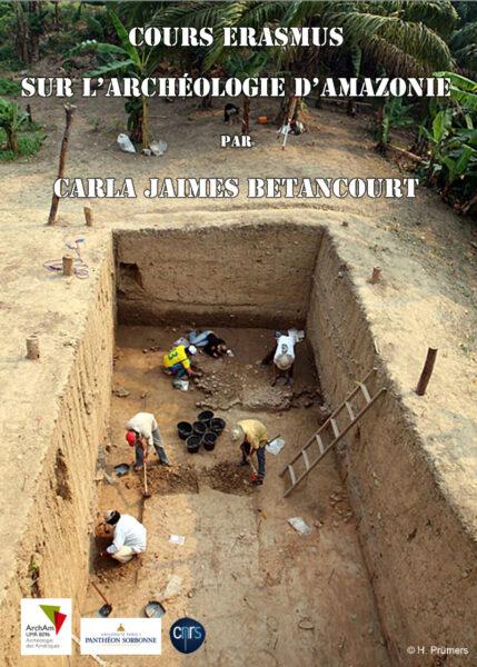 Cours Erasmus : archéologie de l'Amazonie